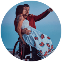 100 free dating for disabled people